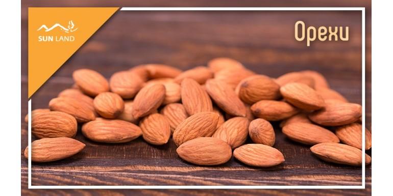 Орехи - кладезь полезных веществ