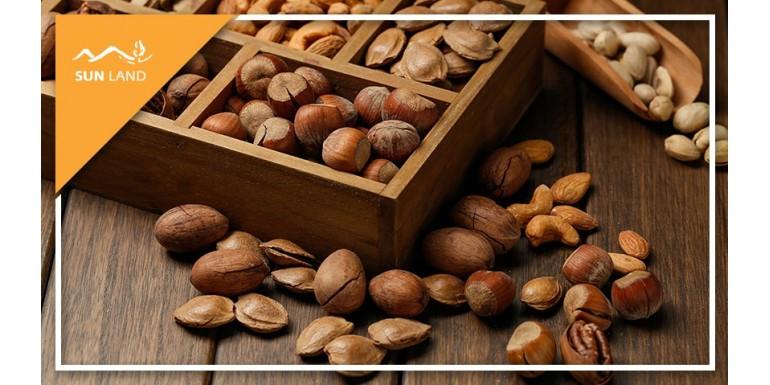 Топ 10: необычные и интересные факты об орехах